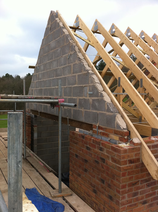Whitford Group New Build Construction To Bromsgrove