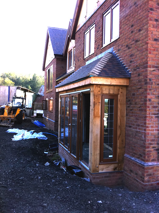 Whitford Group Joinery Work For Bromsgrove Worcester