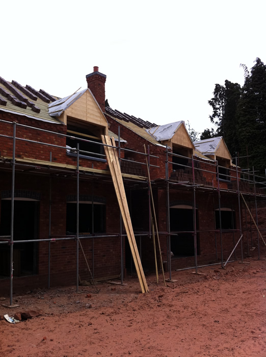 Whitford Group Roofing Projects For Bromsgrove