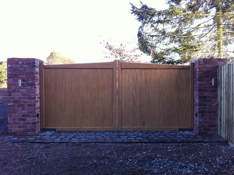 Whitford Group Gates And Automatic Gate Solutions For