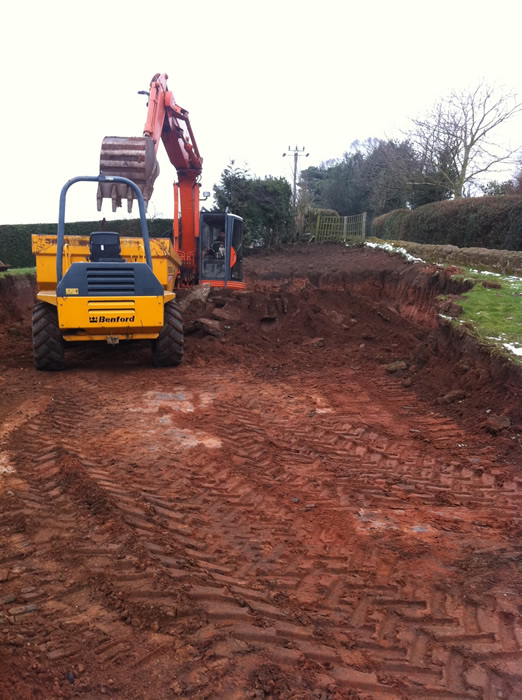 Whitford Group Plant And Machinery Hire For Bromsgrove